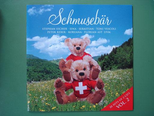 """JOHN & JOHN mit """"Ab i d'Bärge"""" uf dr CD Schmusebär Vol.2"""