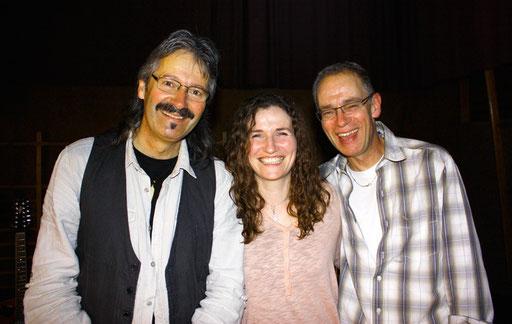 """JOHN & JOHN """"3"""" mit Sängerin Fränzi Ackermann"""