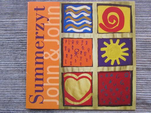 """üsi 2. CD: """"Summerzyt"""" (isch jede Früehlig wieder aktuell :-), mit den Songs """"Adios muchachos"""", """"Es isch Summerzyt"""", """"Fritz & Franz"""", """"Fründe"""", ....."""