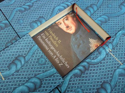 Kleisterpapier für die Einbandgestaltung, DIE ANDERE BIBLIOTHEK im Eichbornverlag