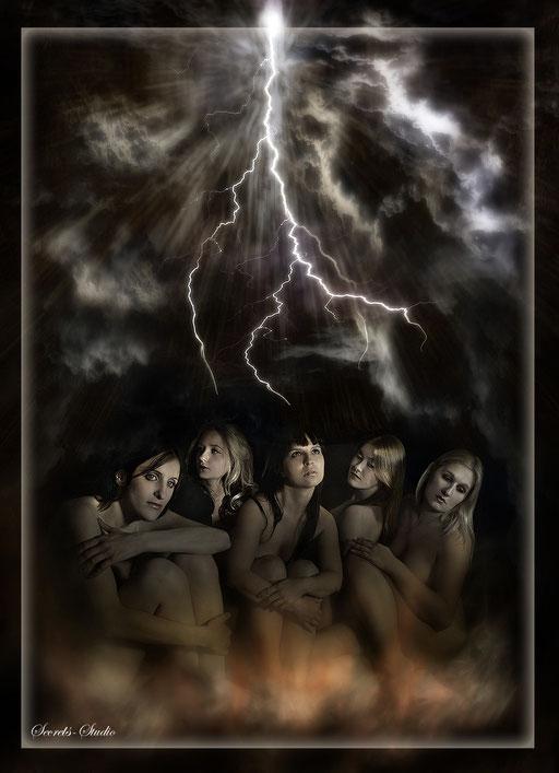 Die Geburt der *naked girls*