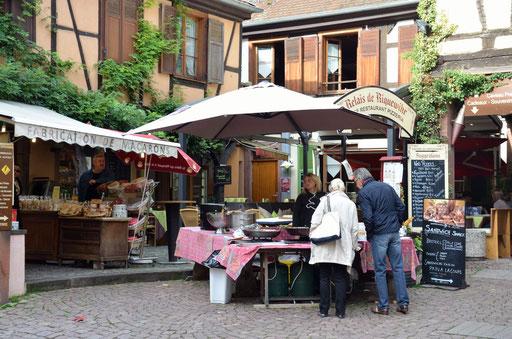 Restaurant in Riquewihr