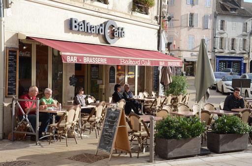 Boutique cafe Beaune
