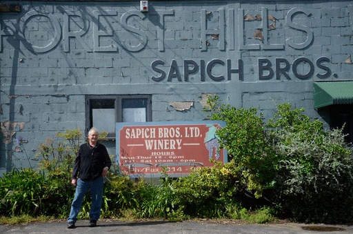 Sapich Bros cellar door, Henderson