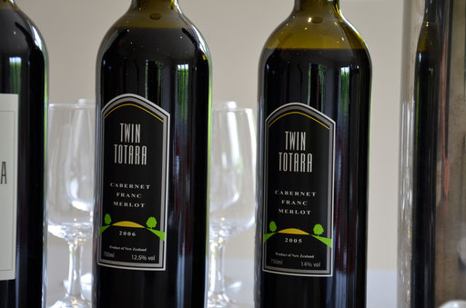 Twin Totara selection