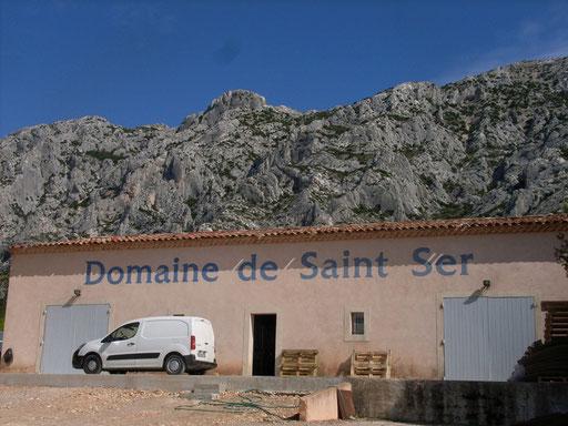 Domaine de Saint Ser Provence