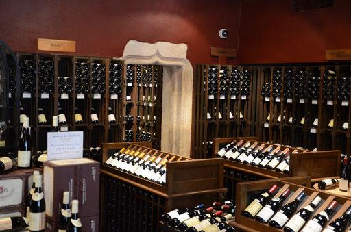 Cellar store in Beaune