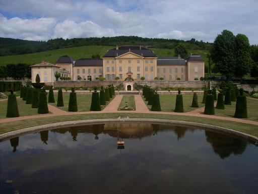 Chateau De La Chaize, Beaujolais