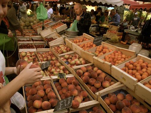 Food Markets Aix-en-Provence