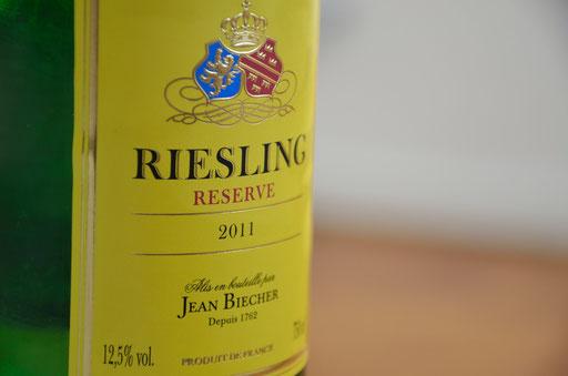 Jean Biecher Alsace Riesling