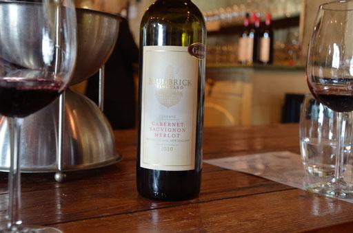Mudbrick wines