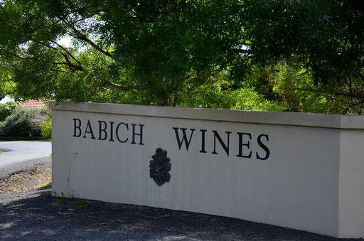 Babich cellar door, Henderson