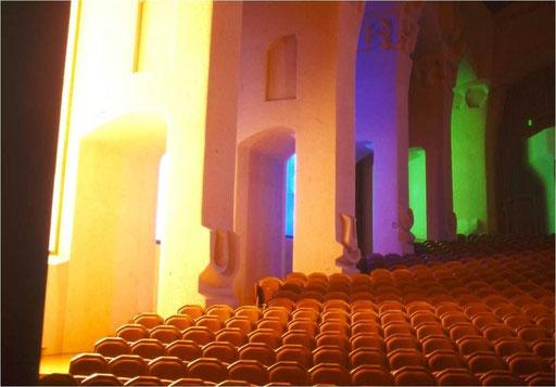 Dornach CH, Goetheanum - Teatro.