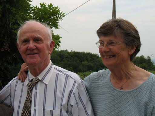 Francois e Vittorina
