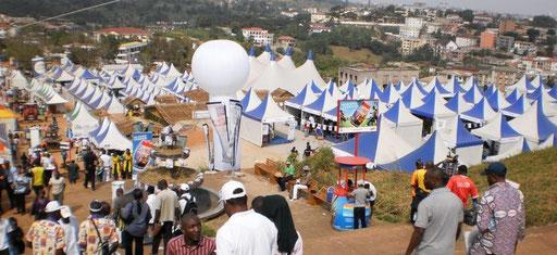 SIPUA Consulting - Internationale Fachmesse, PROMOTE 2011 in Yaoundé / Kamerun