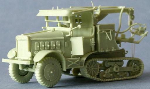 Tracteur Somua MCL du 155 GPF