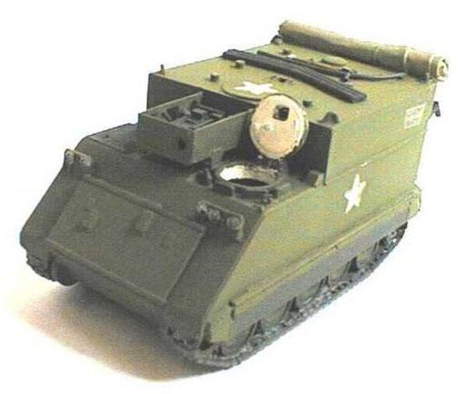 Véhicule de commandement US M577A2