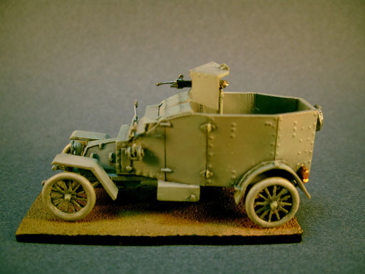 Automitrailleuse Renault 1915