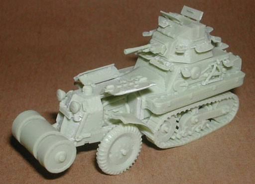 Automitrailleuse AMC29 Schneider P16