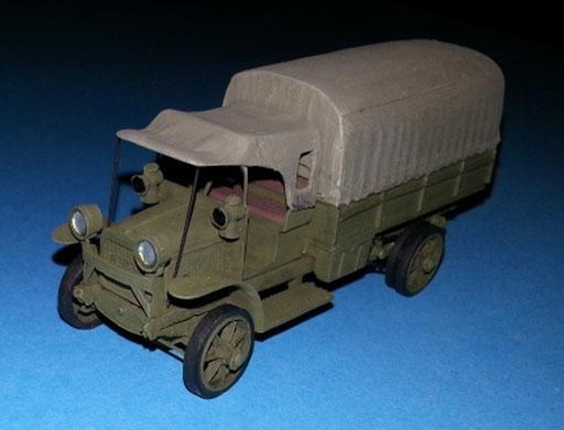 Camion Berliet CBA 1ère & 2ème guerre mondiale