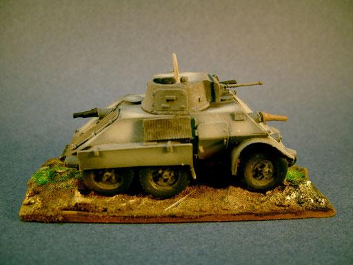 DAF 201 modifié par les Allemands
