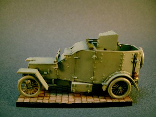 Autocanon Peugeot 37mm 1915