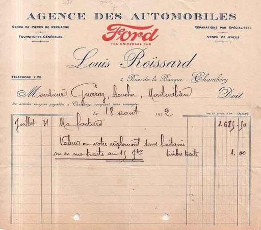 Liste par nom site de ford histoire for Garage ad pertuis