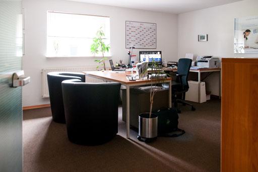 Die Beratung erfolgt wahlweise bei Ihnen zu Hause oder in meinem Büro                                                         (Foto: Augenklick.com)