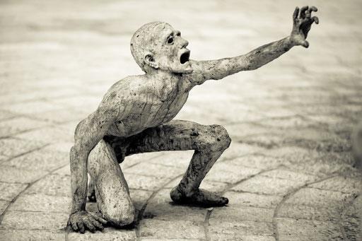 Artikel vom 16.01.2013..............Bild: Sculpture by Kenneth Treister at the Miami Holocaust Memorial