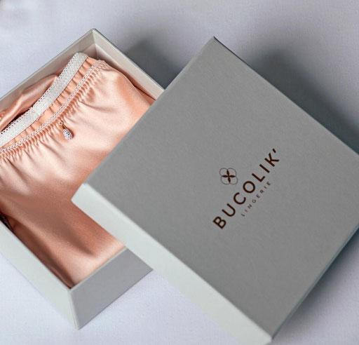 Bucolik' - Lingerie de luxe fabriquée en France - Tous droits réservés©