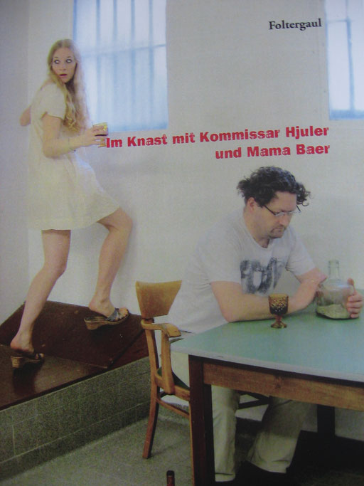 Coverfoto: Kommissar Hjuler und Mama Baer