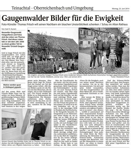 Ausstellung.Waldhufendorfkinder