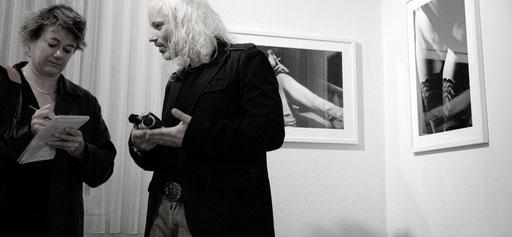 Beine Ausstellung Fotograf Thomas Fritsch