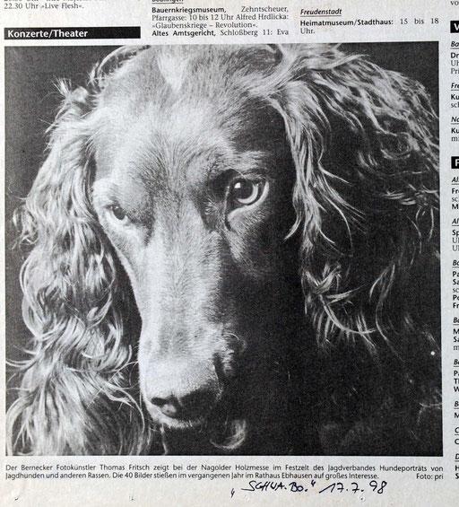Holzmesse Nagold 1997