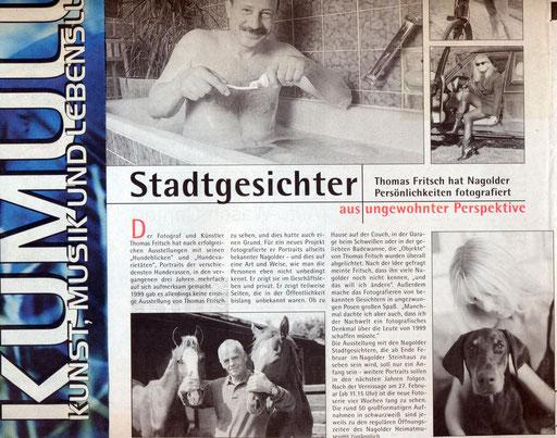 Stadtgesichter.Fotograf.Fritsch
