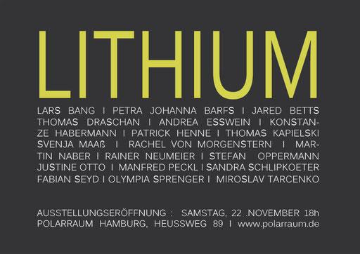 AUSSTELLUNGSDAUER,  23.11-19.12.2014