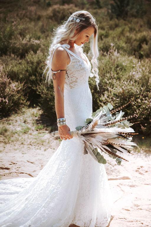 Bohemian Bride Boho Bride