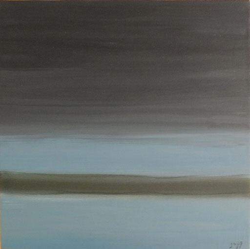 usedom I  2007, 60x60cm acryl on canvas                       not available