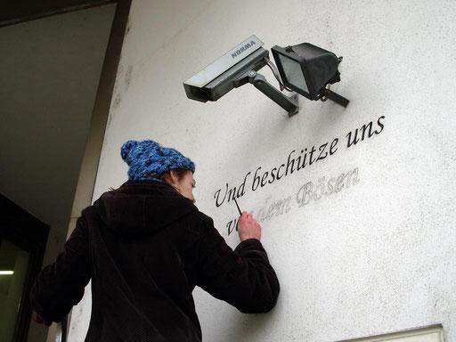 Haussprüche 2009, Linz
