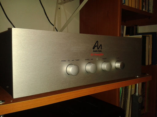 AUDIO NOTE M3 PREAMPLIFIER