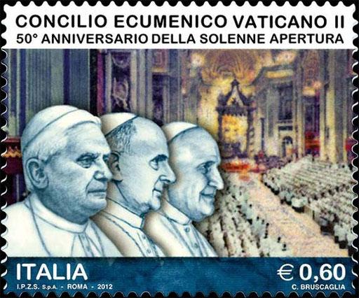 Francobollo vaticano