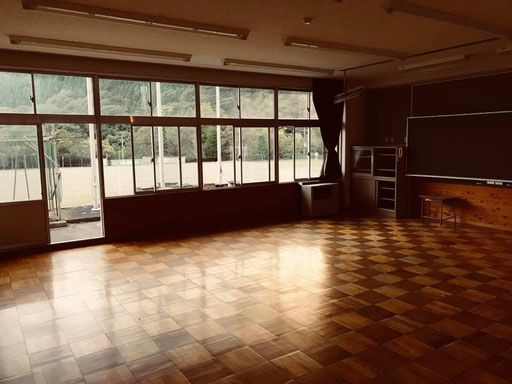 中之条町立沢田小学校1年A組