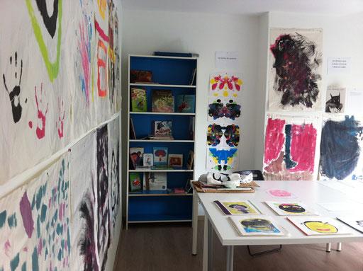 Ateliers créatifs au  Centre de Santé Mentale Le Norois