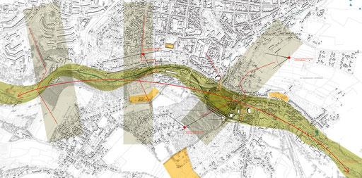 Landesgartenschau - Konzept zur städtebaulichen Einordnung