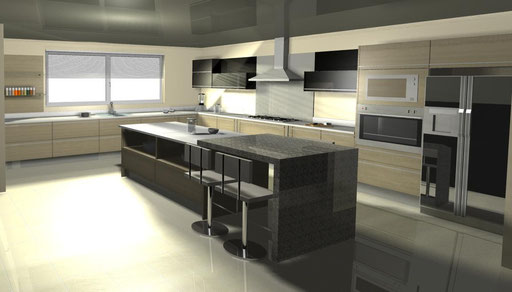 Dise os cocinas y closets equipo teka dise o y for App diseno cocinas