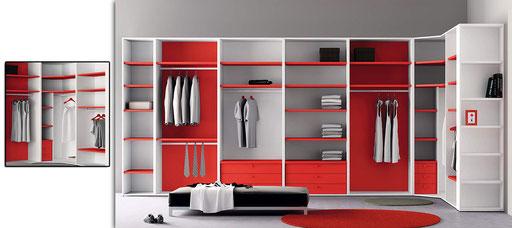 Vestidores cocinas y closets equipo teka dise o y for Closets queretaro