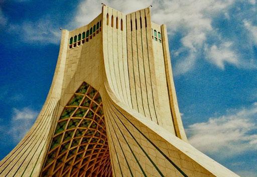 ein wahrer Prachtbau von persischer Qualität