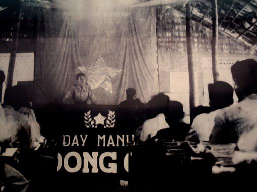 Ho Chi Minh und seine Generäle genial und ausdauernd