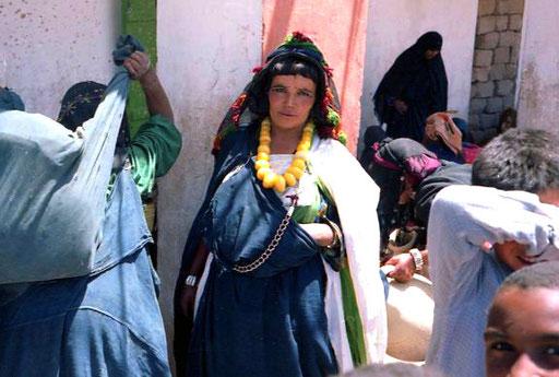 der Töpfer-Markt in Tinghir