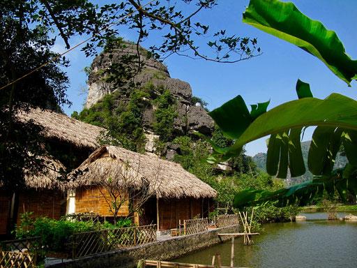 das Hoa Lu Eco Homestay - ein Top Angebot für maximal 6 Personen